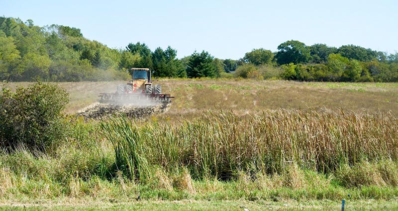 The Somers Farm and Prairie - Seeding Agriculture