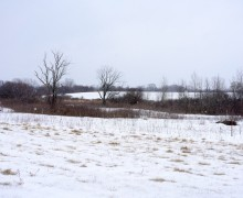Winter at the Somers Farm and Prairie.